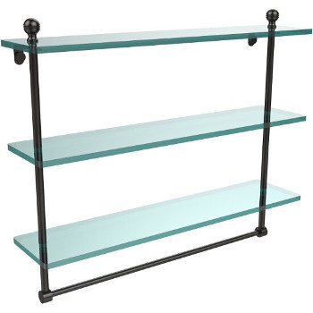 22'' Oil Rubbed Bronze with Towel Bar