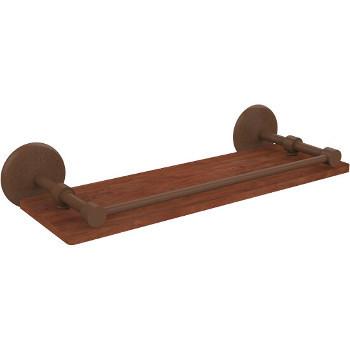 16'' Antique Bronze Hardware Shelf