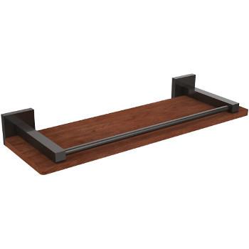 16'' Oil Rubbed Bronze Hardware Shelf