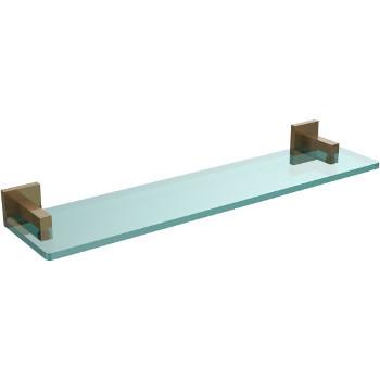 22'' Brushed Bronze Hardware Shelf