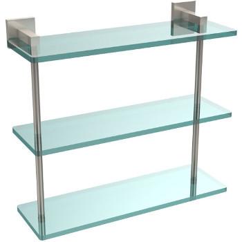 16'' Satin Nickel Hardware Shelf