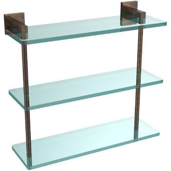 16'' Venetian Bronze Hardware Shelf
