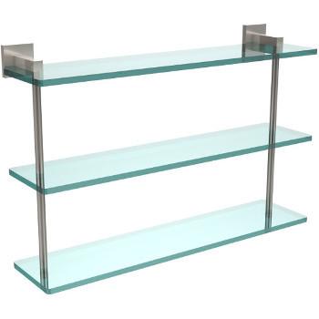22'' Satin Nickel Hardware Shelf