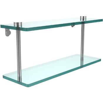 16'' Satin Chrome Hardware Shelf