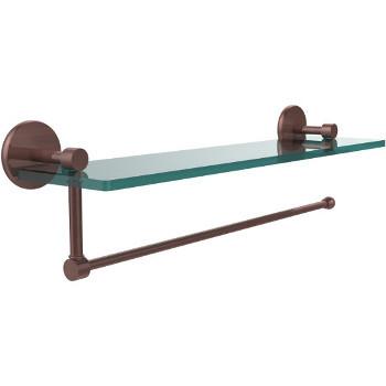 22'' Antique Copper Hardware Shelf