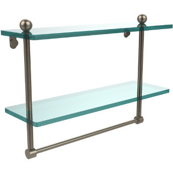 16'' Pewter with Towel Bar