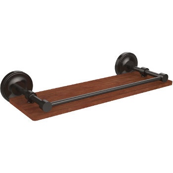 16'' Shelves with Oil Rubbed Bronze