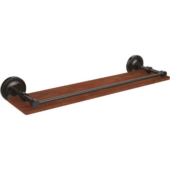 22'' Shelves with Oil Rubbed Bronze