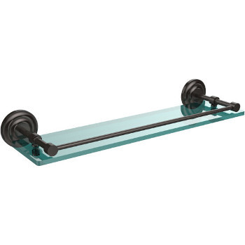 22'' Shelves with Oil Rubbed Bronze Hardware