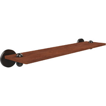 16'' Shelves with Oil Rubbed Bronze Hardware