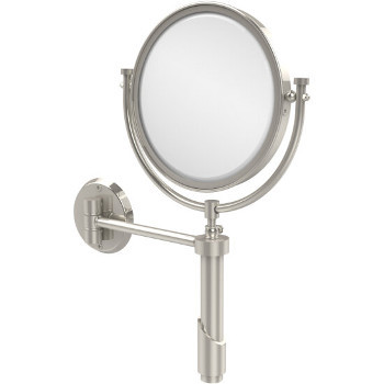 4x Magnification, Polished Nickel Mirror