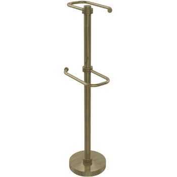 Antique Brass Finish with Dotted Detailing