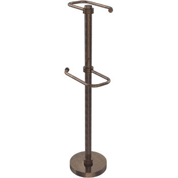 Venetian Bronze Finish with Dotted Detailing