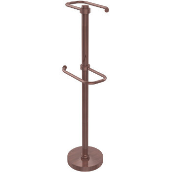 Antique Copper Finish with Groovy Detailing