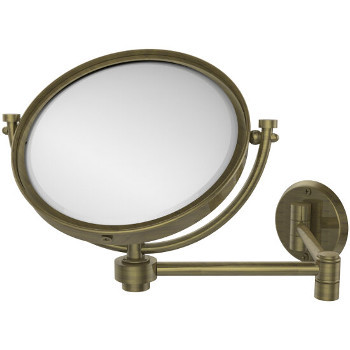 Bathroom Mirrors 14 Extendable Bottom Mount Wall Mirror By Allied Brass Kitchensource Com