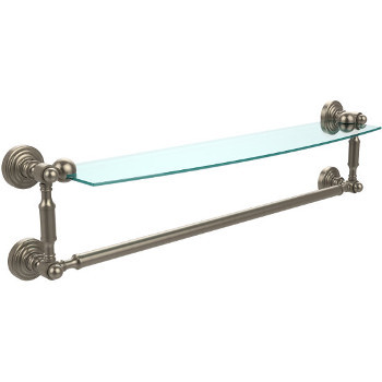 24'' Pewter with Towel Bar