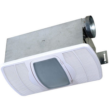Bathroom Fans Deluxe Combination Heater Light Exhaust Fan From Air King