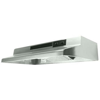Air King AV Series Under Cabinet Mount Advantage Economy Range Hood, Stainless Steel