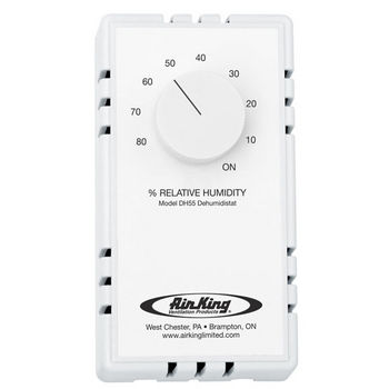 Air King Bathroom Fan & Light Timers