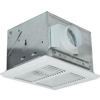 Air King Fire Rated Exhaust Fan  For Wood Frame Construction  110 CFM. Bathroom Exhaust Fans by Air King   KitchenSource com