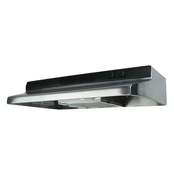 Airking Quiet Zone Under Cabinet Mount Range Hood, Stainless Steel