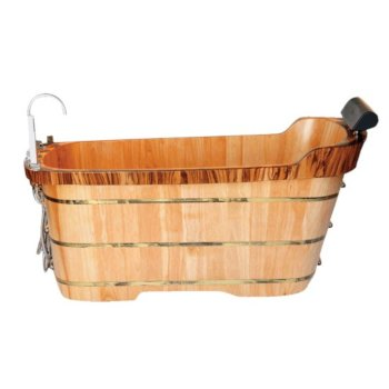 Wooden Bathtub Product View 2