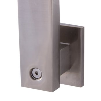 Brushed Nickel Product View - 3