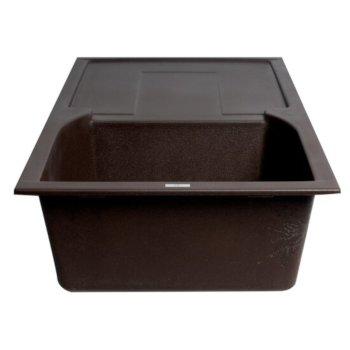"34"" Chocolate Side View"
