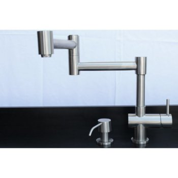 Brushed Stainless Steel Product View - 3