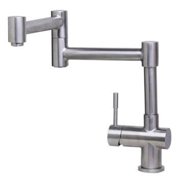 Brushed Stainless Steel Product View - 8