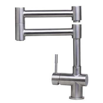 Brushed Stainless Steel Product View - 6