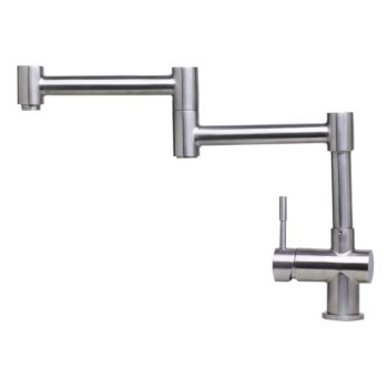 Brushed Stainless Steel Product View - 7