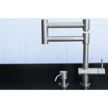 Brushed Stainless Steel Product View - 2