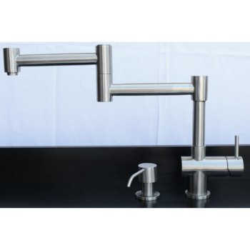 Brushed Stainless Steel Product View - 4