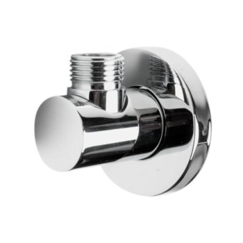 Polished Chrome Water Diverter View