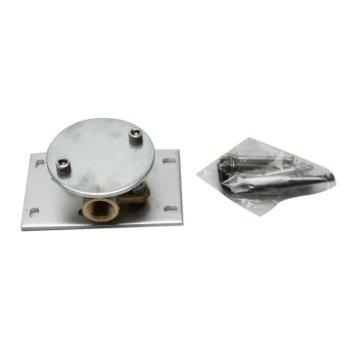 Brushed Nickel Mounting Hardware