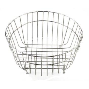 "Alfi brand Round Stainless Steel Basket for AB1717, 13"" Diameter x 6-3/4"" H"
