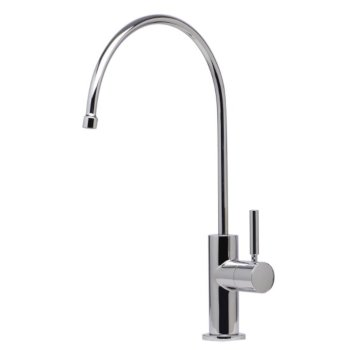 """Alfi brand Solid Polished Stainless Steel Drinking Water Dispenser, 8-1/8"""" W x 12-3/8"""" H"""