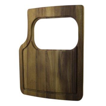 Wood Cutting Board View - 2