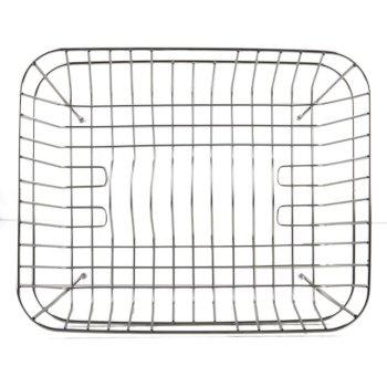 "Alfi brand Stainless Steel Basket for Kitchen Sinks, 15"" W x 12-1/4"" D x 6"" H"