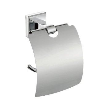 Polished Chrome Toilet Paper Holder