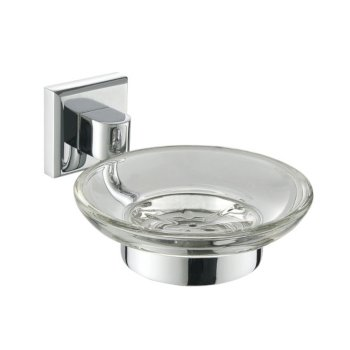 Polished Chrome Soap Dish