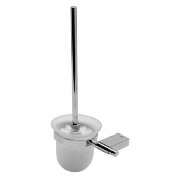 Polished Chrome Toilet Brush
