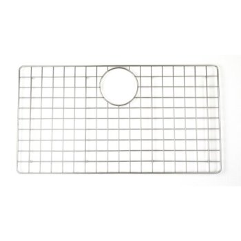 "ALFI brand GrId For AB3020DI and AB3020Um in Brushed Stainless Steel, 24-13/16"" W x 13-3/8"" D x 1"" H"
