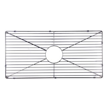 """Alfi brand Stainless Steel Kitchen Sink Grid for AB3318SB, 28-1/2"""" W x 14"""" D x 1"""" H"""