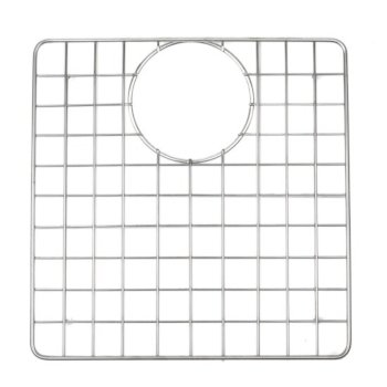 """ALFI brand GrId For AB3420DI and AB3420Um in Brushed Stainless Steel, 12-3/16"""" W x 12-3/8"""" D x 1"""" H"""