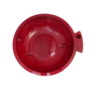Red Wine FireHotTub Product View