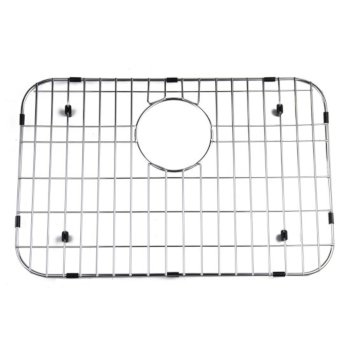 "Alfi brand Solid Stainless Steel Kitchen Sink Grid, 20-1/2"" W x 13-5/8"" D x 1"" H"