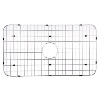 """Alfi brand Stainless Steel Protective Grid for AB532 & AB533 Kitchen Sinks, 30-1/8"""" W x 17-1/8"""" D x 5/8"""" H"""