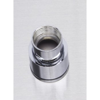 Brushed Stainless Steel Product View - 1